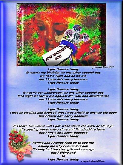 pdf i got flower today poem