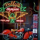 Kelly's Olympian - 1902 - Portland, Oregon by Jack McCabe