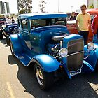 Hot Rod '31 Ford - 5 window Coupe by KJWstudio