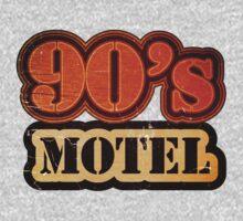 Vintage 90's Motel - T-Shirt Kids Clothes