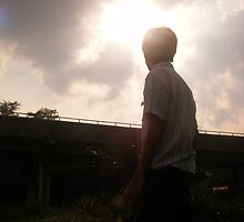 Standing at the End of the Day - Zaw Naw by EveryoneHasHope