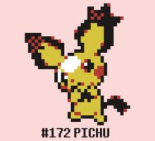 Spiky Eared Pichu Devamp  by CleverLorises