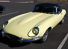 Jaguar E - Type XK by John Schneider
