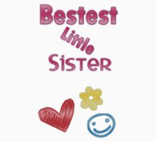 Bestest Little Sister by kneff