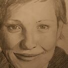 Josie Long by aislinndraws