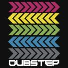Dubstep arrows (dark) by DropBass