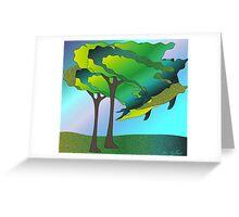 Tree Time Greeting Card