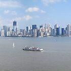 New York by Darryl
