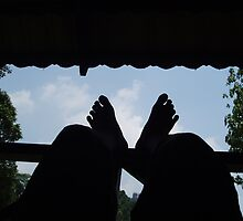 My Feet - Zaw Rein by EveryoneHasHope