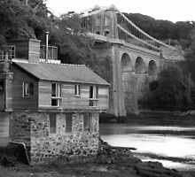 Sheltered Housing, Menai Bridge by Graham Kidd