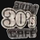 Love 30&#x27;s Cafe Vintage T-Shirt by Nhan Ngo