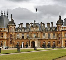 Waddesdon Manor 10 by Astrid Ewing Photography