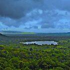 A Luminous Lake (please see description) by Kanages Ramesh