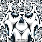 All seeing Skull by Leichenengel