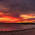 Dawn, Montagu Bay, Nassau, Bahamas by Shane Pinder