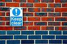 ! KEEP CLEAR by richman