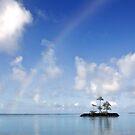 Aloha - A Slice Of Paradise.  by Alex Preiss