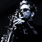 Patrick Lamb - Blues, Jazz and Funk King by LadyEloise
