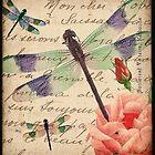 Dragonfly 4 by Norella Angelique