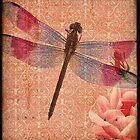 Dragonfly 5 by Norella Angelique