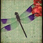 Dragonfly 6 by CalicoCollage