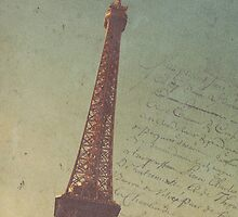 Sweet Eiffel Tower by CalicoCollage