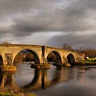 Stirling Bridge. by evisonphoto