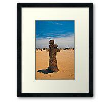 Pinnacle Framed Print