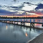 Bayview Park Jetty by Ian Berry