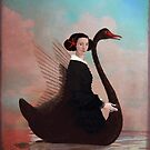 Black swan by Catrin Welz-Stein