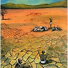 Famine Stalks The Earth Elsewhere by ramya kapula