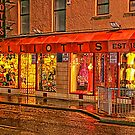 Elliotts Belfast by peter donnan