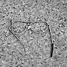 Has anyone seen my glasses??? by Jason Dymock