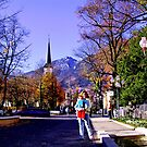 Bad Reichenhall 2, Germany by Daidalos