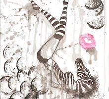 fashion victim 2 by Eduarda Macedo