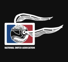 NATIONAL SNITCH ASSOCIATION by bomdesignz