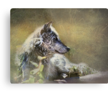 Find Your Own Sunbeam Metal Print