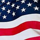 American Flag by Slaughter58