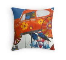 Love Bug:-) Throw Pillow