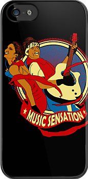 Music Sensation by Saksham Amrendra