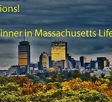 Winner - Massachusetts Life  by LudaNayvelt