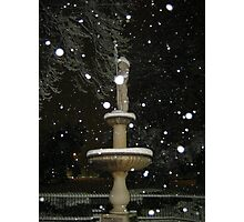 Feb. 19 2012 Snowstorm 53 Photographic Print