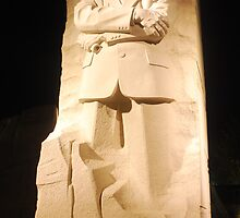 Martin Luther King Jnr by Darryl