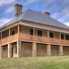 St Bernards Catholic Church Presbytery, Hartley, NSW by Adrian Paul
