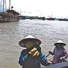 Ha Long Bay....Vietnam by Ellen Rosen Singer