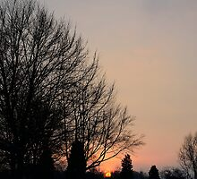 sunset by donato radatti