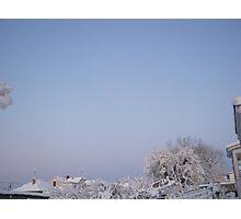 Feb. 19 2012 Snowstorm 92 Photographic Print