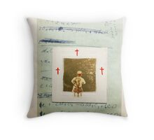 CAN YOU SMELL THE CHILDREN BURNING AT DAWN Throw Pillow