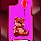 OneEye Teddy by ArtofAlexander