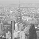 Chrysler Building by IslandImages